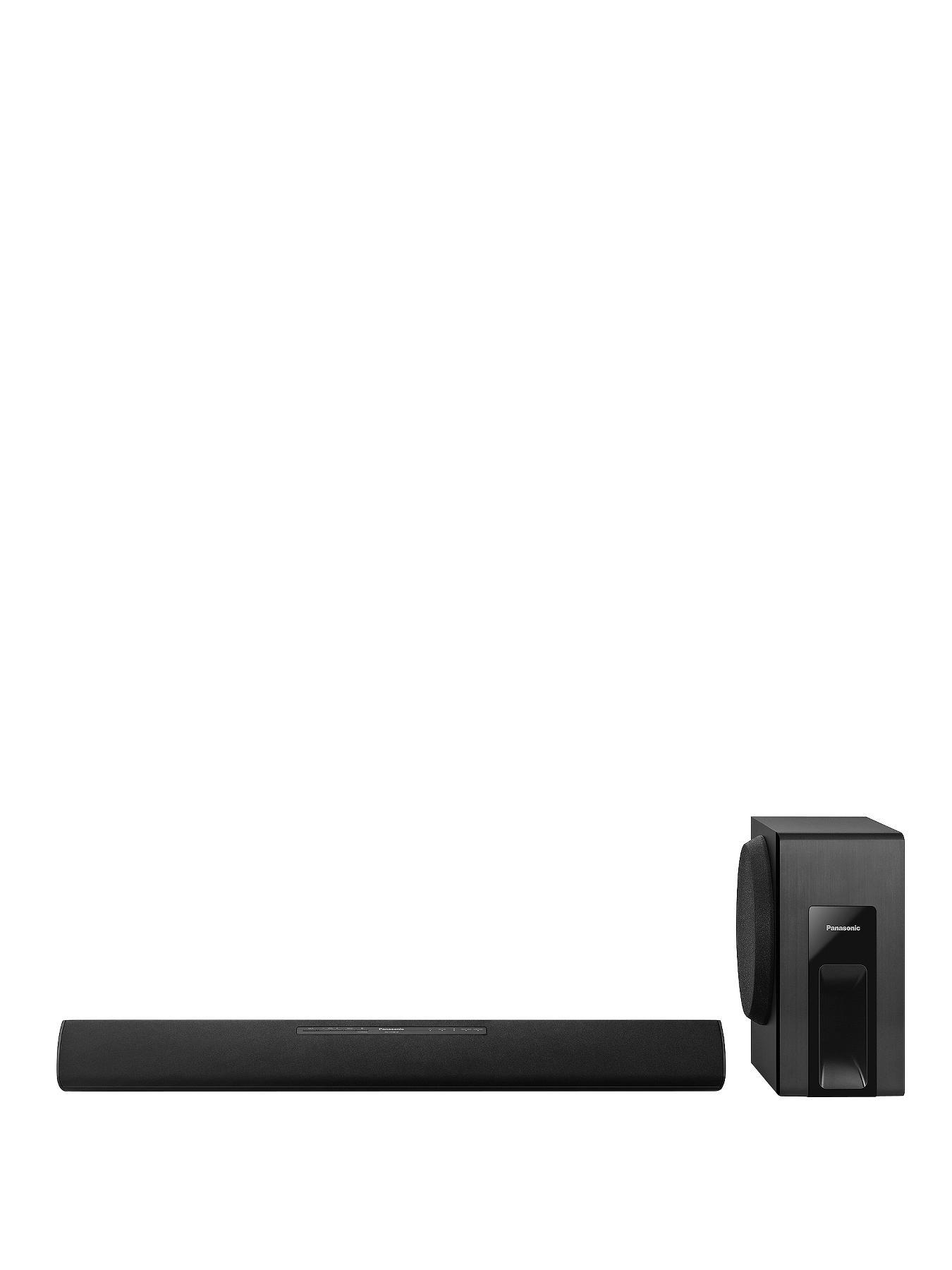 Panasonic SC-HTB18 120-watt Bluetooth Soundbar with Sub Woofer