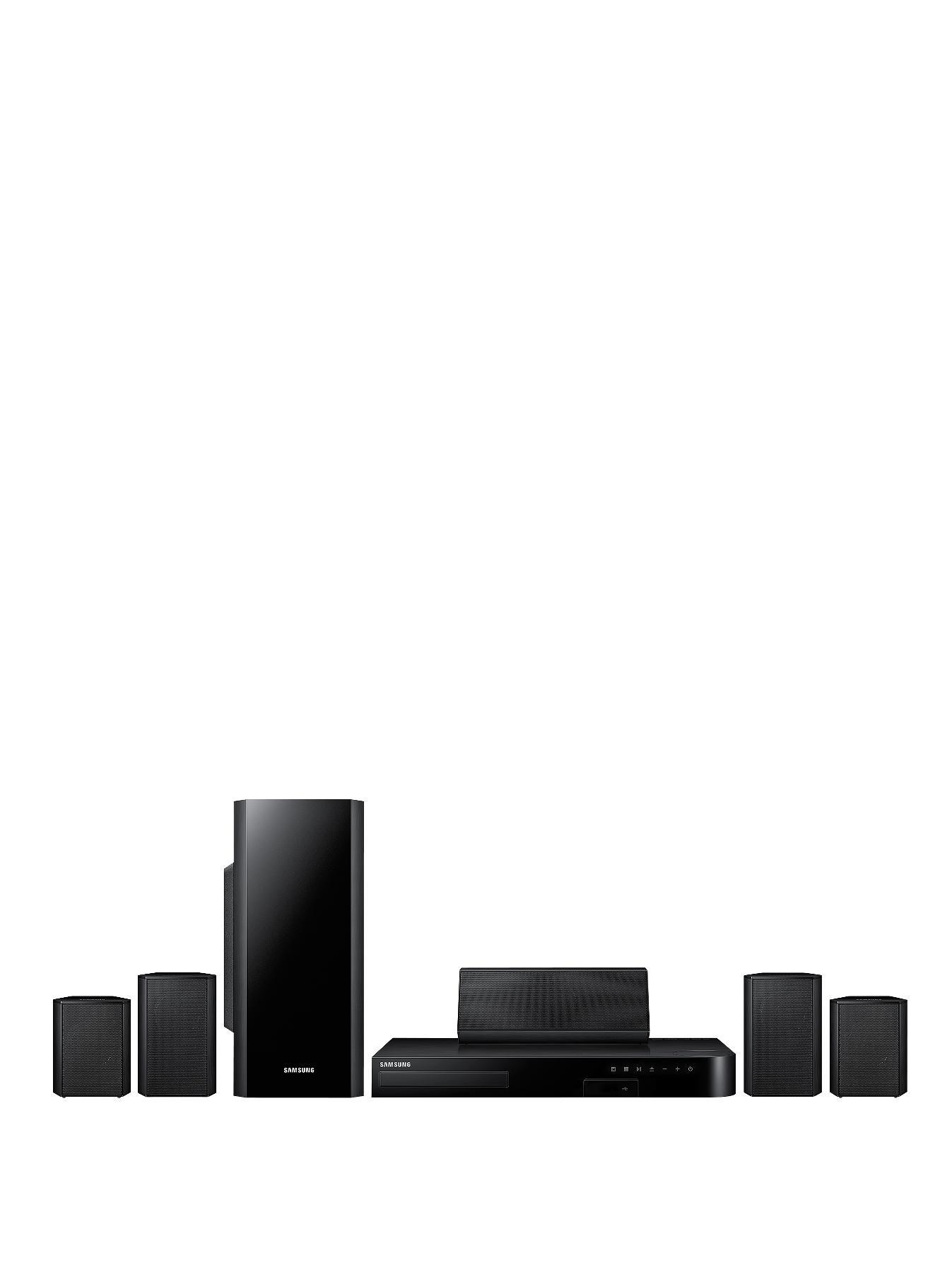 Samsung HT-H5500 5.1 3D Smart Blu-Ray Home Cinema