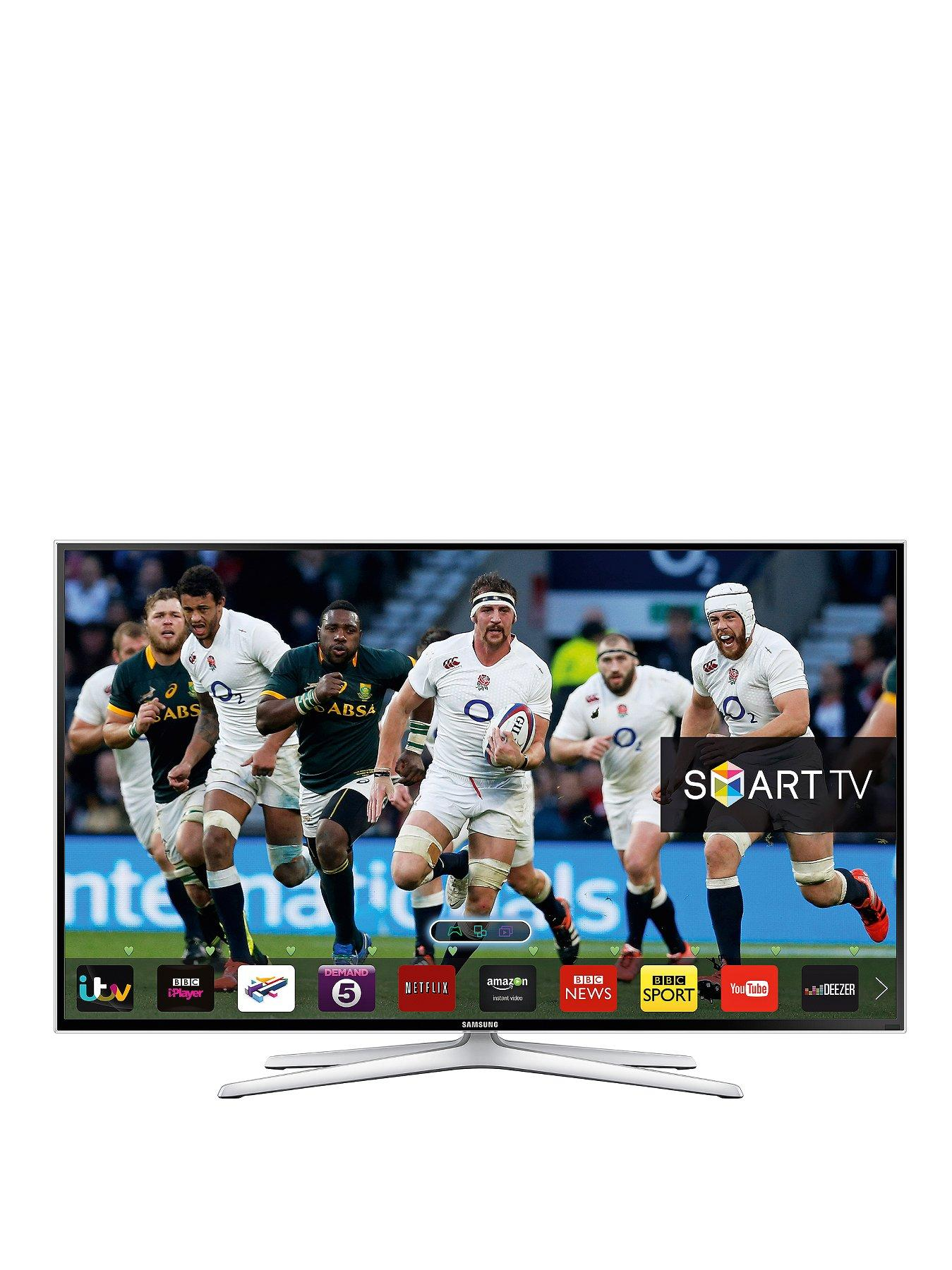 Samsung UE55H6400 55 inch Active 3D Smart Full HD Freeview HD LED TV - Black