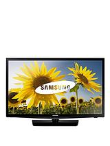 UE19H4000 19 inch HD Ready, Freeview, LED TV - Black