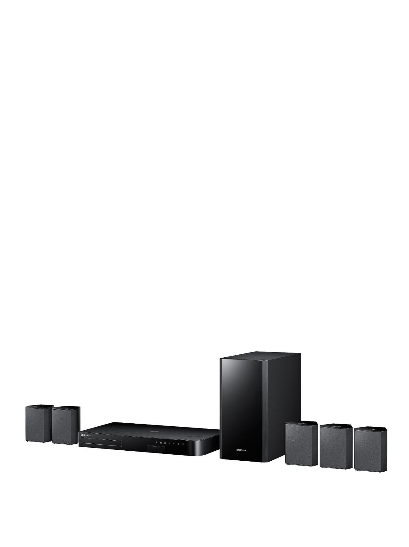 Samsung HT-H4500R 3D Blu-ray Home Theatre System with Online Content