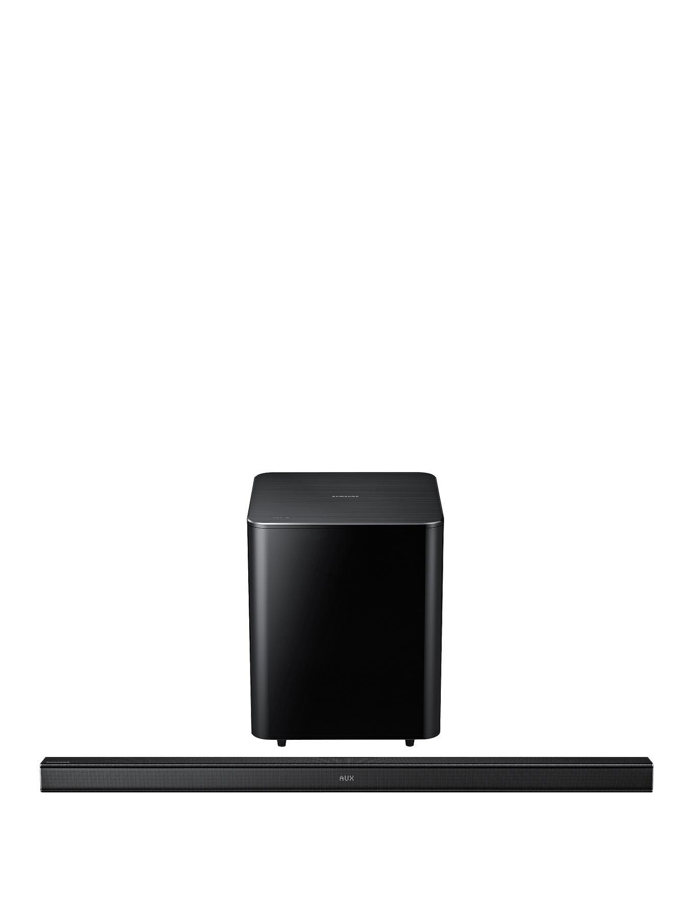 Samsung HW-F550 310 Watt Soundbar - Black