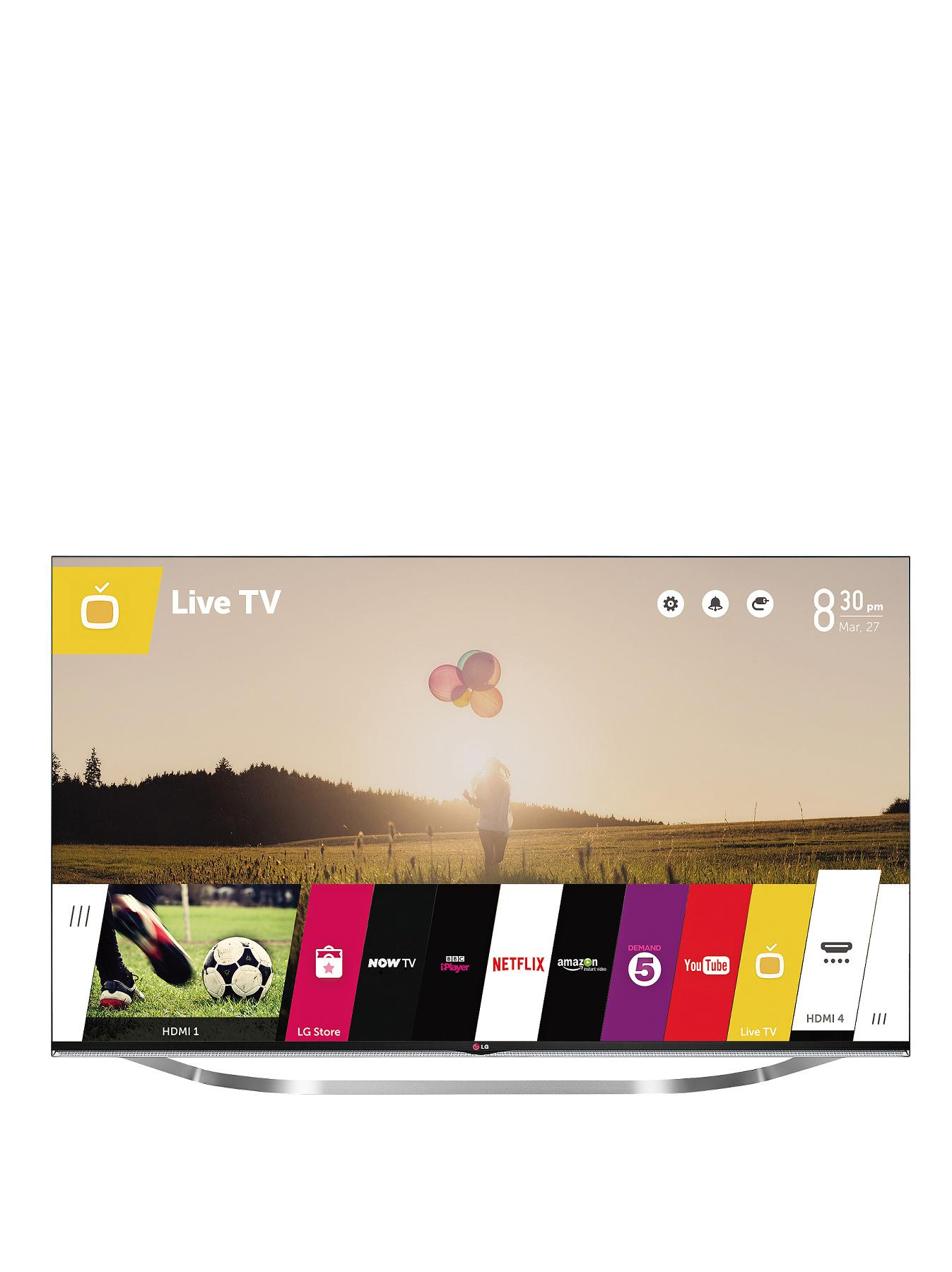 LG 47LB730V 47 inch Passive 3D Smart Full HD, Freeview HD LED TV