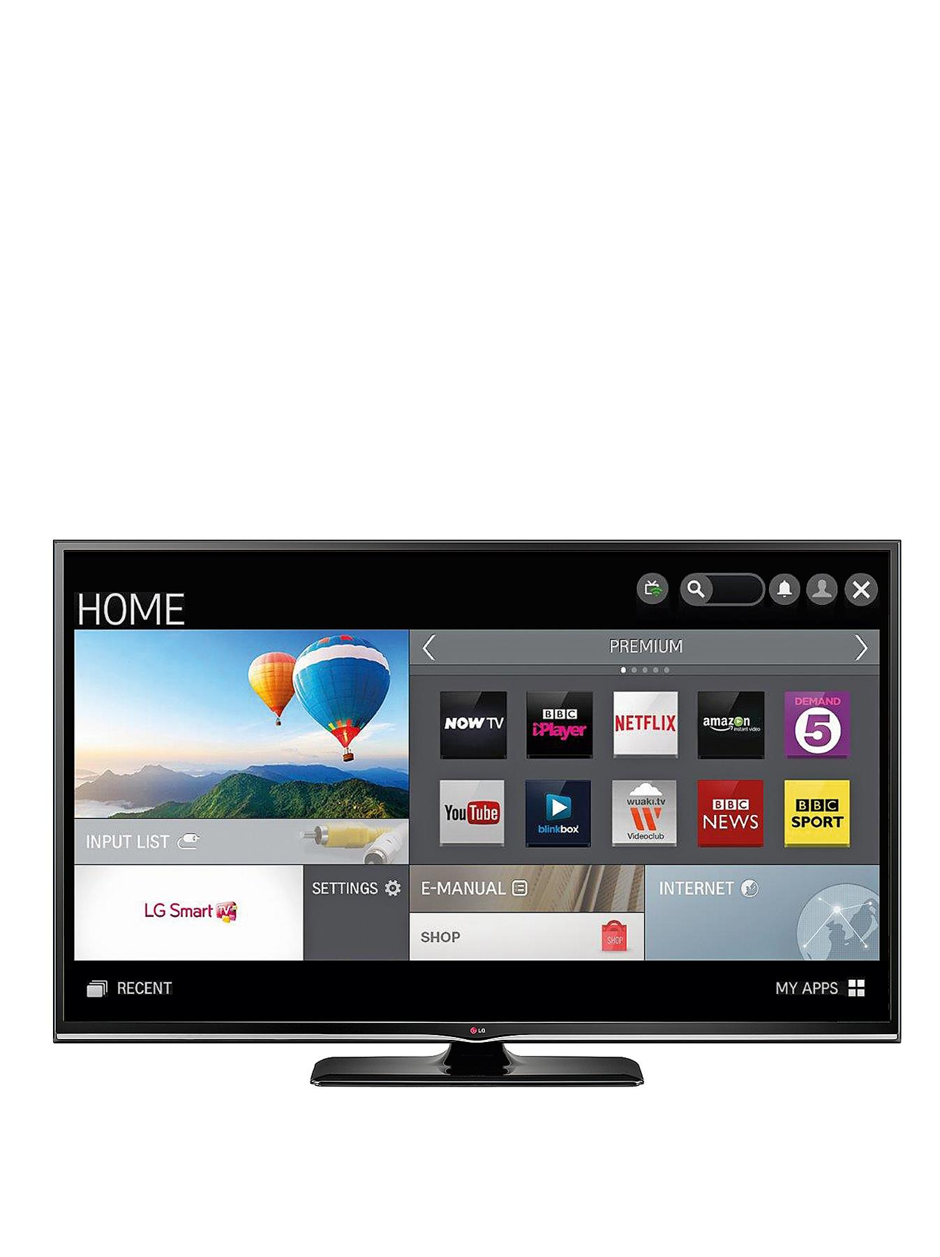 LG 50PB660V 50 inch Smart Full HD, Freeview Plasma TV