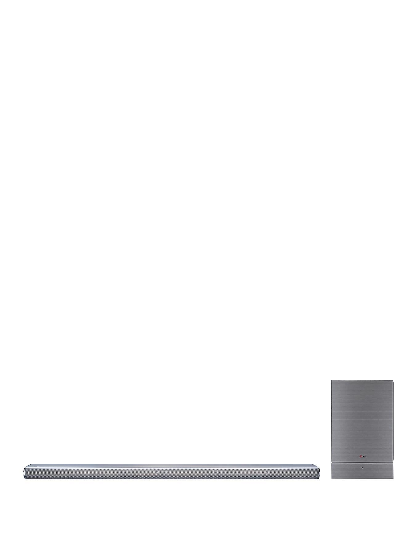 LG NB4540A 320-watt Bluetooth Slim Soundbar with Wireless Subwoofer