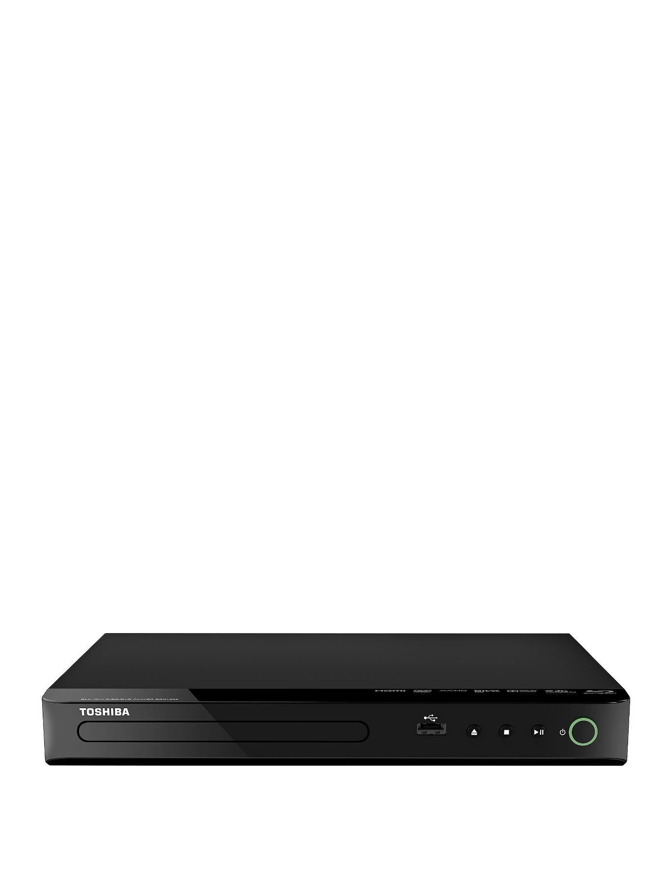 Toshiba BDX2550KB Smart Blu-ray Player