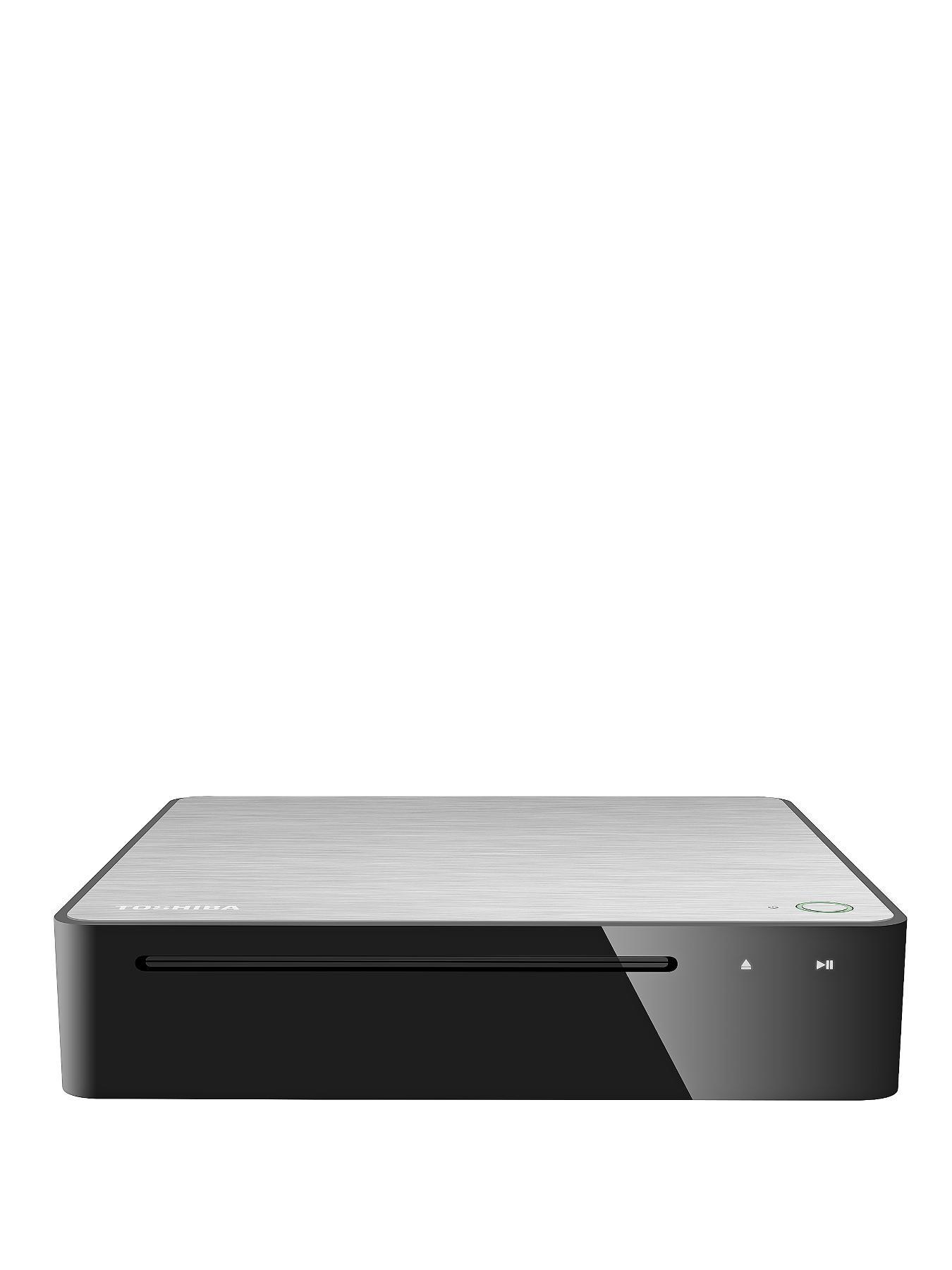 Toshiba BDX5500KB Smart 3D Blu-ray Player