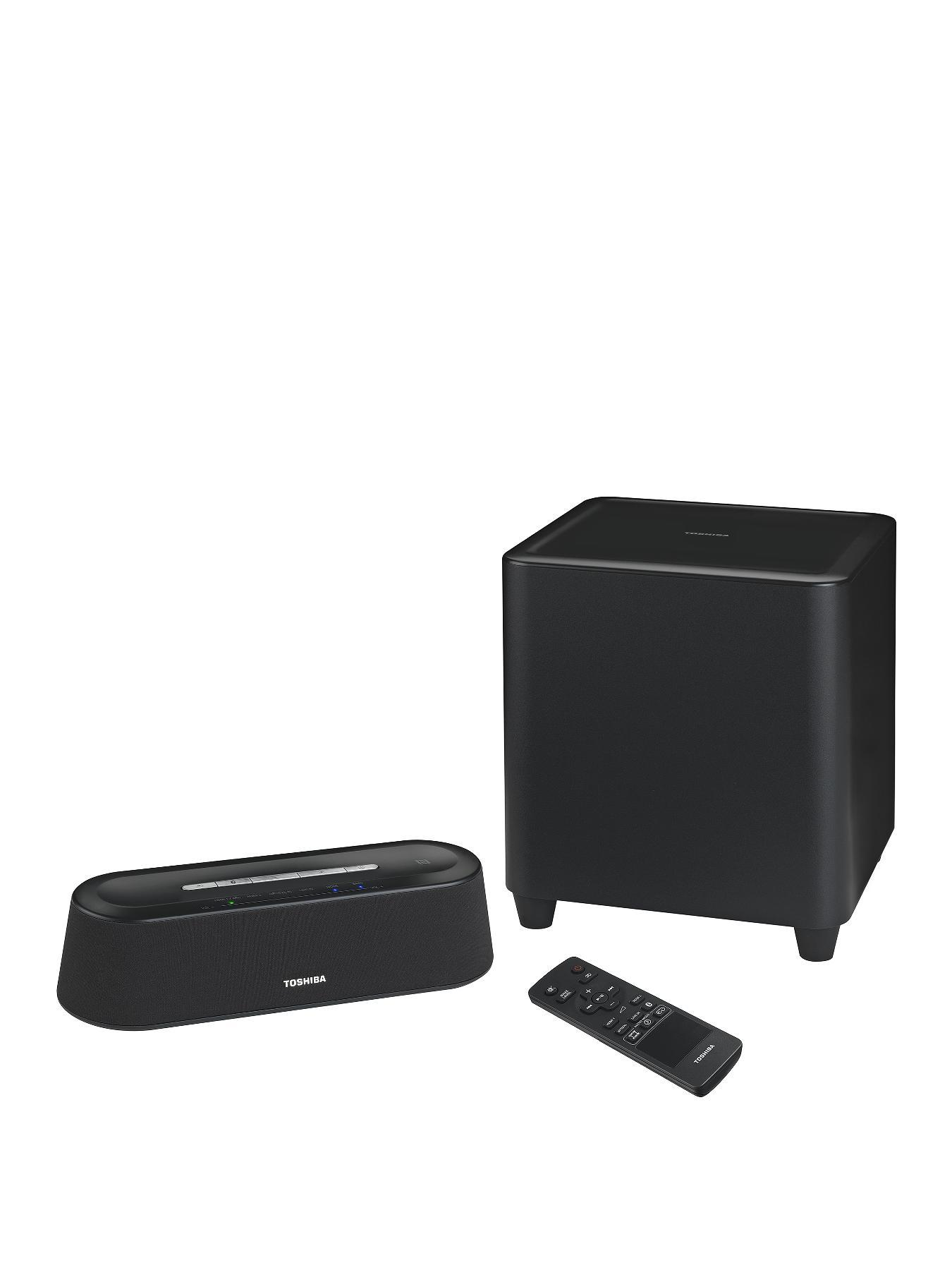 Toshiba PA5075E-2SPA Mini Bluetooth Soundbar