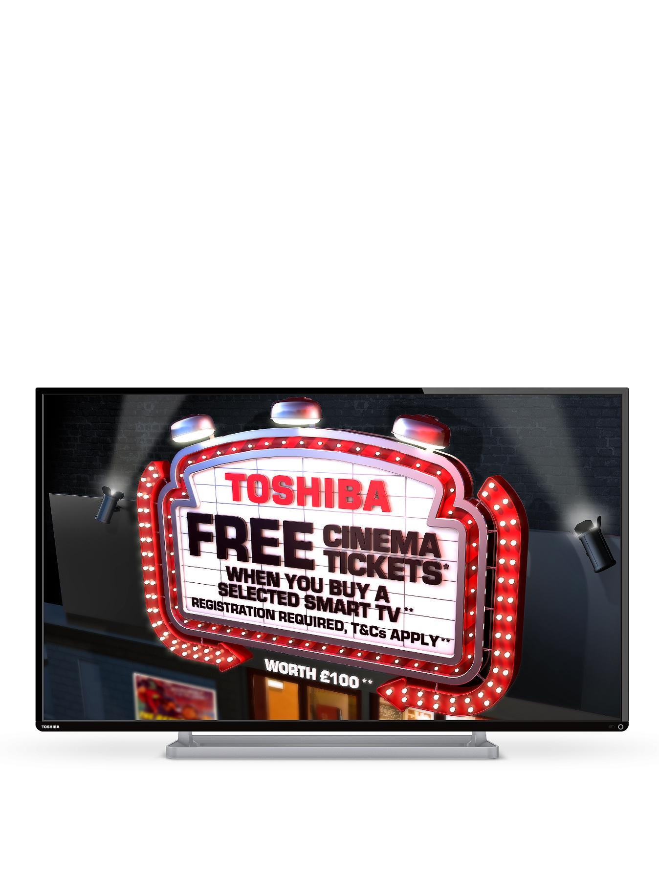 Toshiba 42L6453DB 42 inch Full HD Freeview HD LED Smart TV