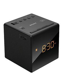Sony Icf-C1 Clock Radio - Black