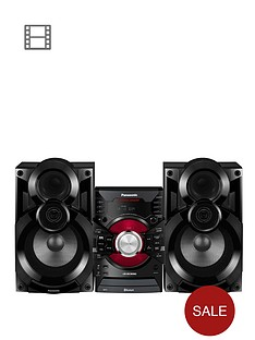 panasonic-sc-akx38eb-k-550-watt-mini-hi-fi-system-with-wireless-streaming-via-bluetooth-black