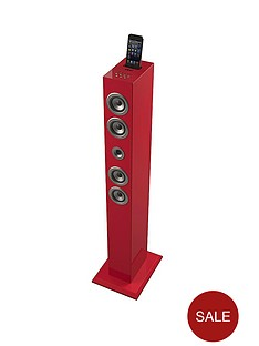 akai-a58003red-bluetoothreg-tower-speaker-red