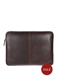 dbramante1928-universal-14-inch-laptop-and-notebook-leather-case-hunter-dark