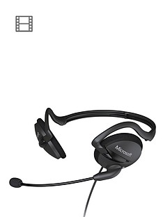microsoft-lifechat-lx-2000-headset
