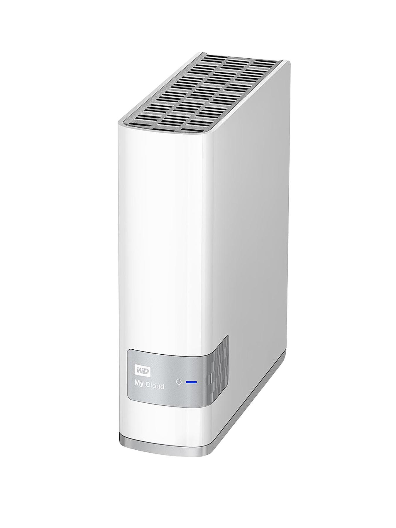 Western Digital My Cloud Live External Hard Drive - 2Tb