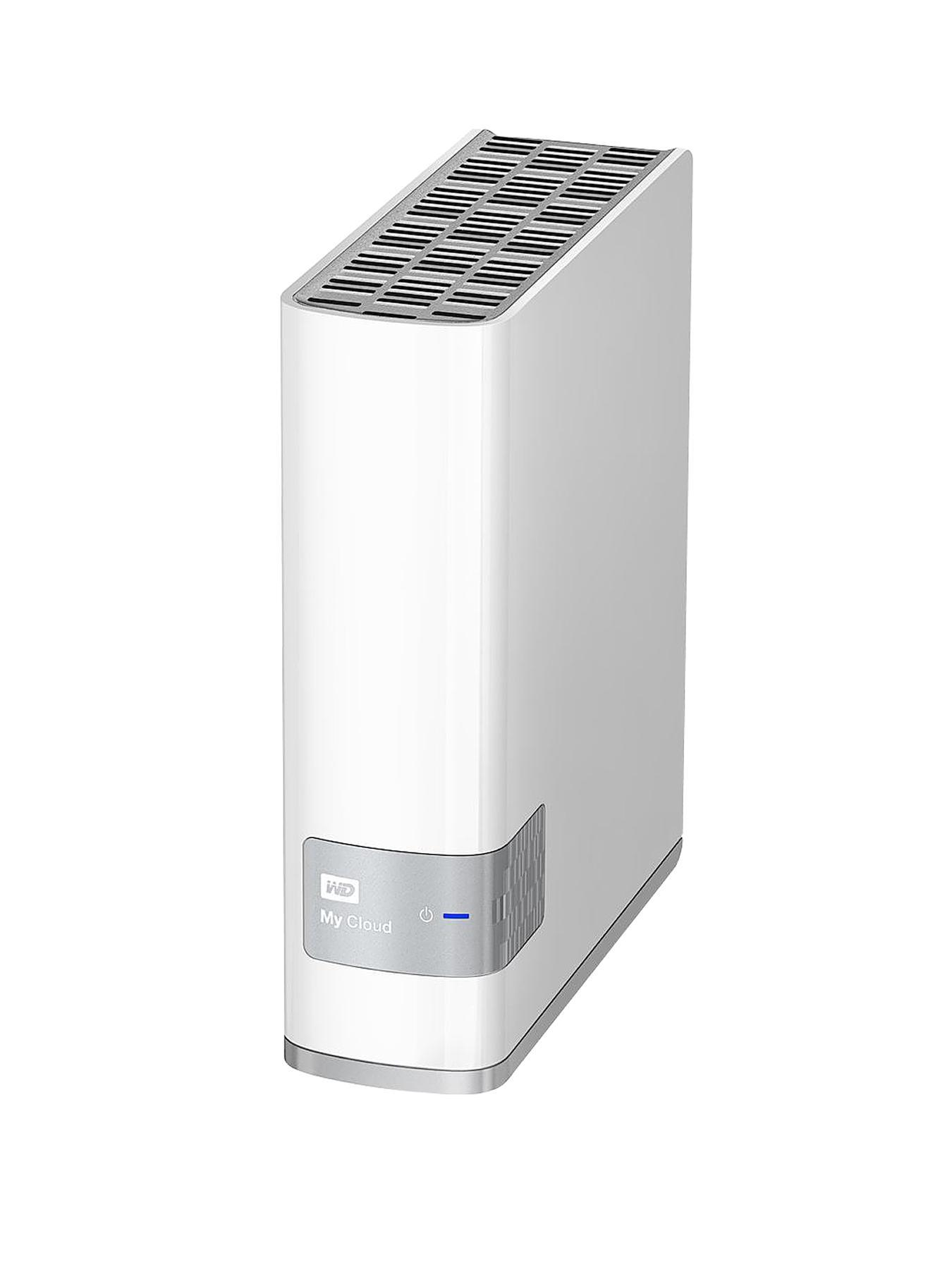 Western Digital My Cloud Live External Hard Drive - 4Tb