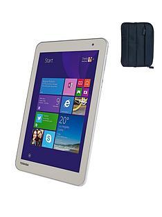 toshiba-encore-2-wt8-b102-intelreg-atom-processor-1gb-ram-32gb-storage-wi-fi-8-inch-tablet-silver-free-case