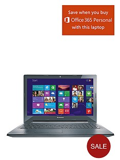 lenovo-g50-intelreg-celerontrade-processor-4gb-ram-500gb-hard-drive-156-inch-laptop-with-optional-microsoft-office-365-personal