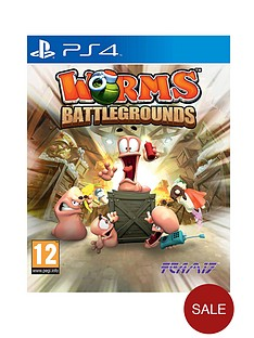 playstation-4-worms-battlegrounds