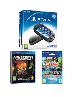 ps-vita-console-with-minecraft-and-free-8gb-mega-pack-and-optional-deluxe-travel-case