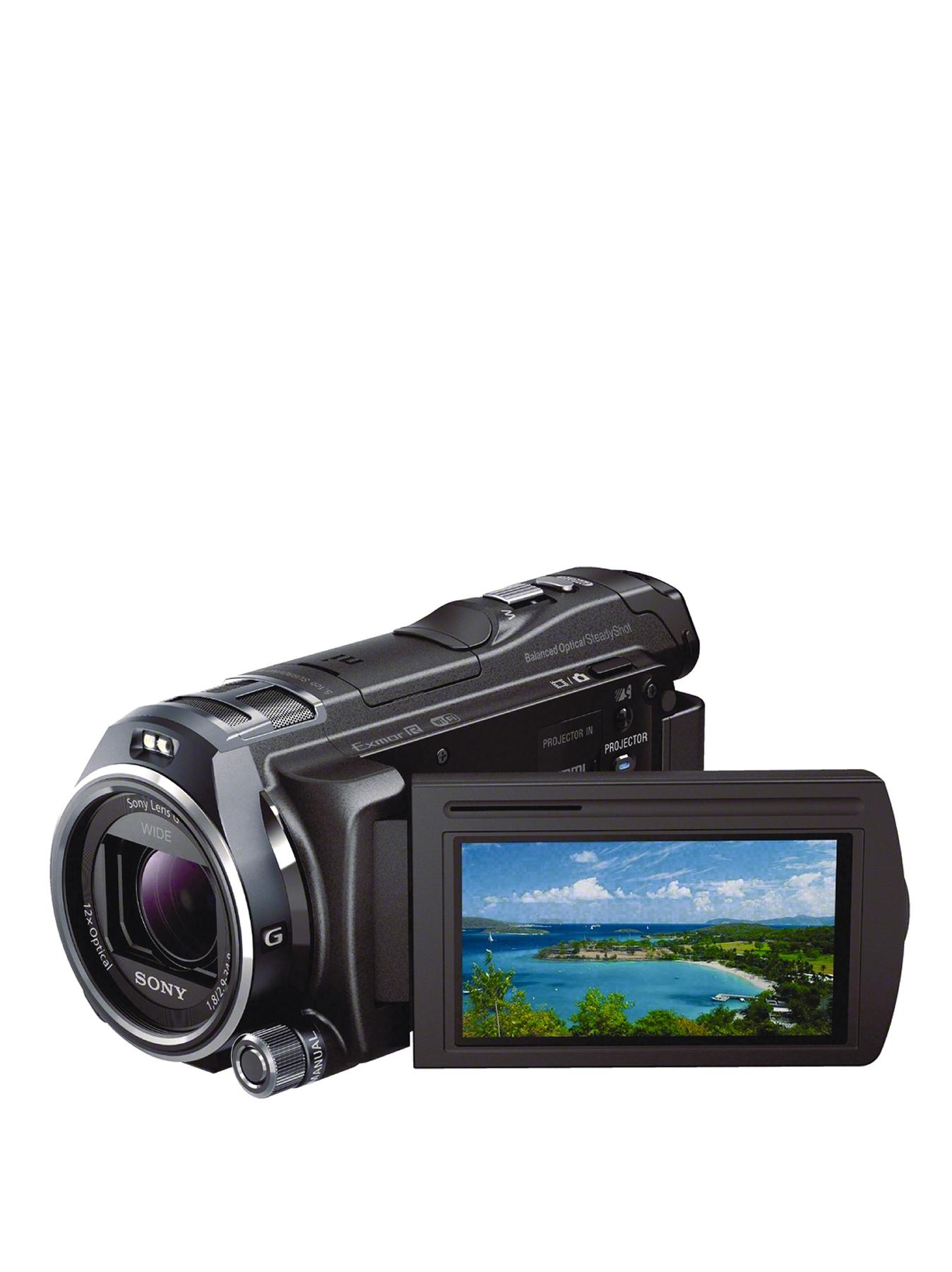 Sony PJ810E Full HD Camcorder with Projector