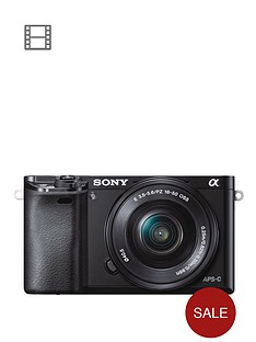 sony-ilce6000-243-megapixel-interchangeable-lens-digital-camera-with-selp1650-lens-kit