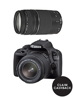 canon-100d-18mp-camera-with-twin-lens-kit-18-55mm-stm-75-300mm