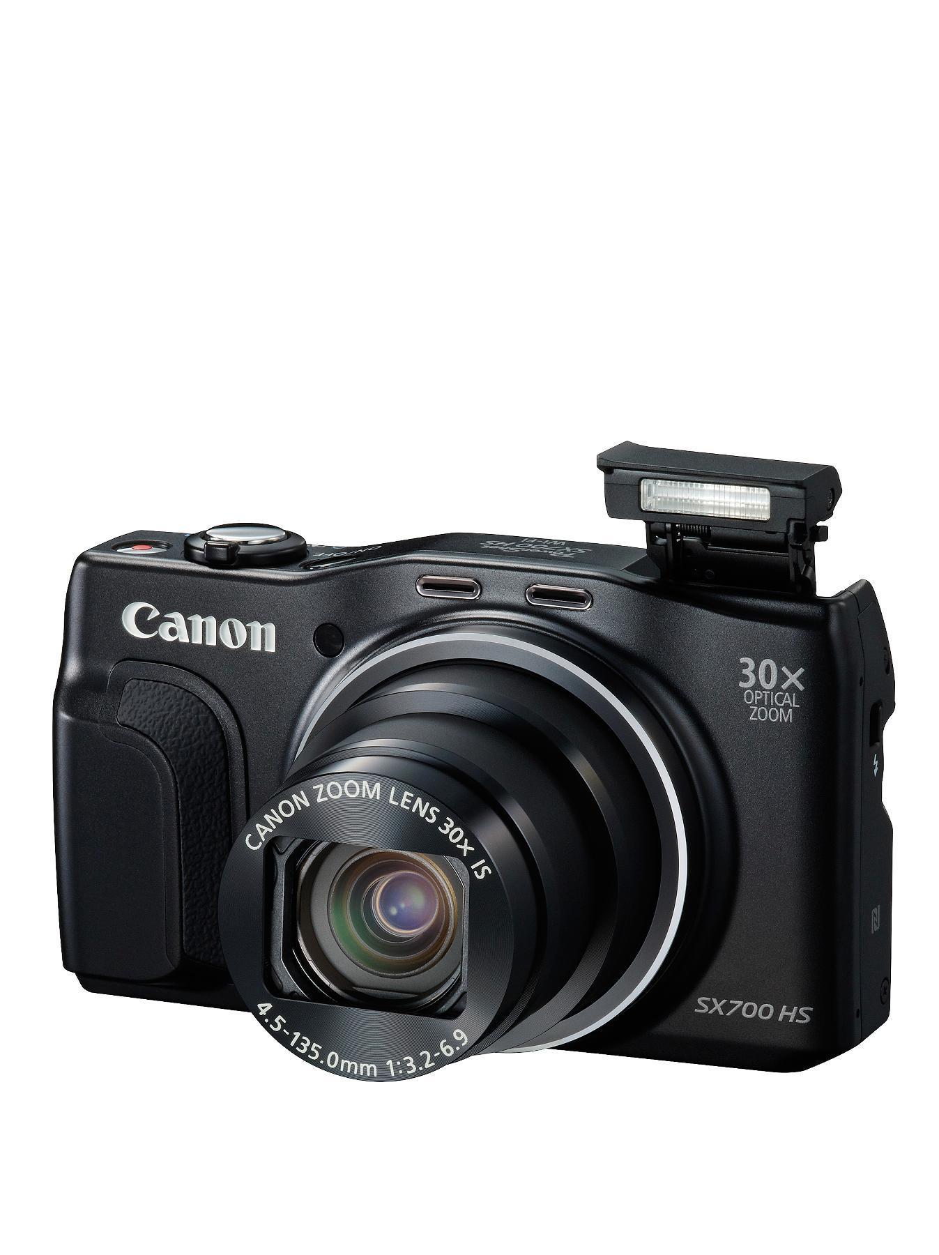 Canon PowerShot SX700 HS Compact Zoom