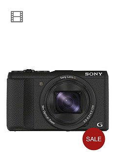 sony-dschx60b-204-megapixel-compact-digital-camera