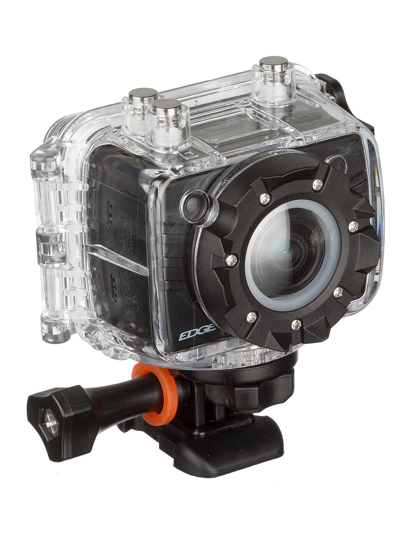 Kitvision Edge HD10 Action Camera - Black