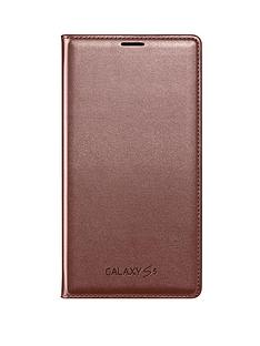 samsung-original-galaxy-s5-flip-wallet-rose-gold