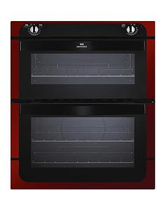 new-world-nw701do-70-cm-built-in-electric-double-oven-red-metallic