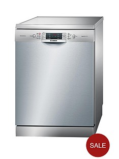 bosch-sms65e38gb-13-place-dishwasher-silver