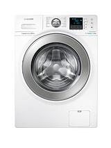 WF12F9E6P4W 1400 Spin, 12kg Load Ecobubble Washing Machine - White