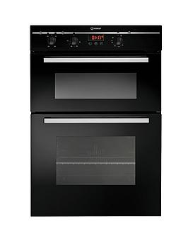 indesit-fimd23bks-built-in-double-electric-oven-black