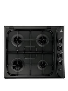 indesit-pim640asbk-58cm-built-in-gas-hob-with-fsd-black