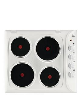 indesit-pim604wh-555cm-built-in-electric-hob-white