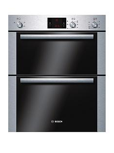 bosch-hbn13b251b-classixx-built-under-double-hot-air-oven-brushed-steel