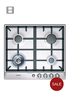 bosch-pch615m90e-excell-gas-hob-stainless-steel