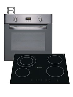hotpoint-newstyle-shs33xs-built-in-single-electric-oven-and-cra641dc-ceramic-hob-stainless-steelblack