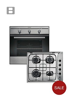 indesit-fim21kbix-single-oven-and-pim640asix-gas-hob-dual-fuel-pack