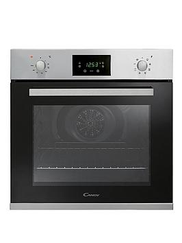 candy-fpe6096x-60cm-built-in-multifunction-single-fan-oven-touch-control-black
