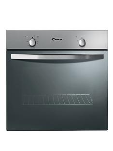 candy-fst201x-static-60cm-built-in-single-oven-stainless-steel