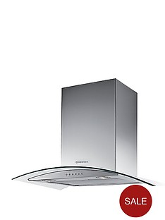 hoover-hgm611x-60-cm-curved-glass-chimney-hood-stainless-steel