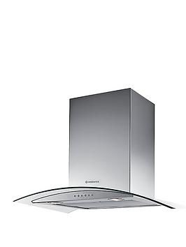 hoover-hgm61x-60cm-curved-glass-chimney-cooker-hood-stainless-steel