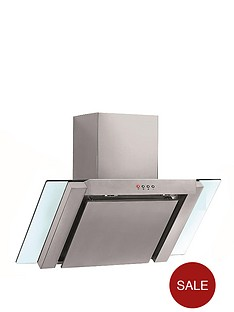 baumatic-be900gl-90cm-glass-chimney-hood-stainless-steel