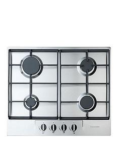 baumatic-bhg620ss-60-cm-4-burner-gas-hob-stainless-steel