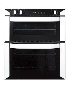 belling-bi70fp-60cm-built-under-double-fan-electric-oven-white