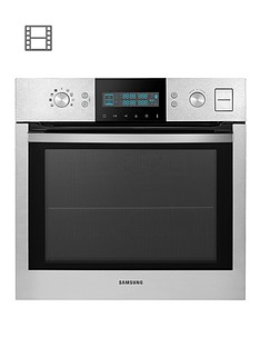 samsung-bq1vd6t131-60cm-built-in-single-electric-oven-with-dual-cooking-stainless-steel