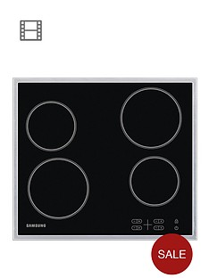 samsung-c61r1aamst-60cm-built-in-ceramic-hob-black